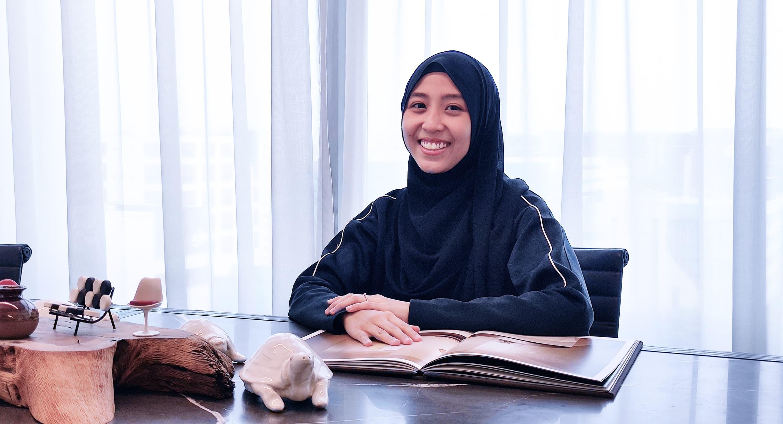 Nuriah Binte Meske